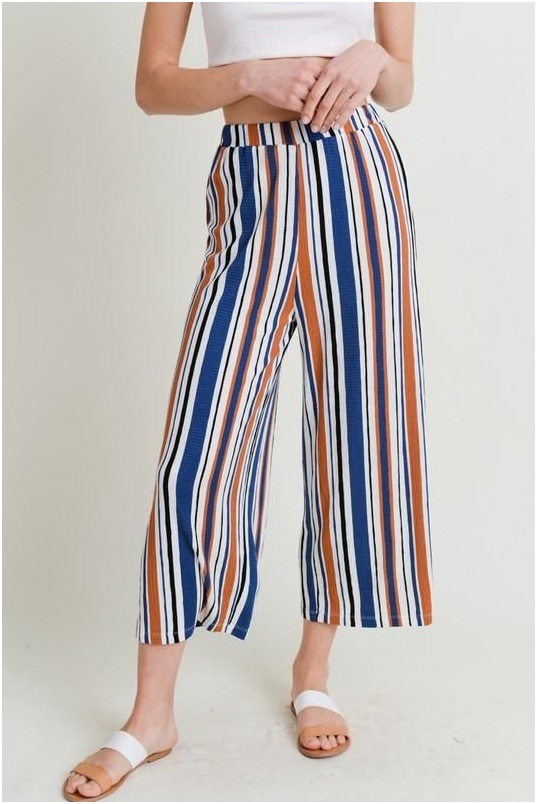 Strips trouser for summers